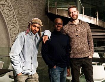 Julien-Lourau-Robert-Mitchell-trio