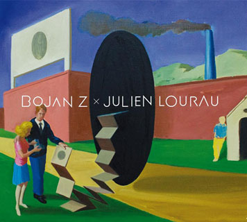 Julien-Lourau-duo-Bojan-Z-album