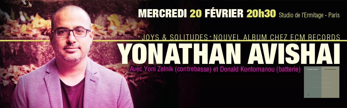 YONATHAN AVISHAI ACTUALITE-DU-MOIS