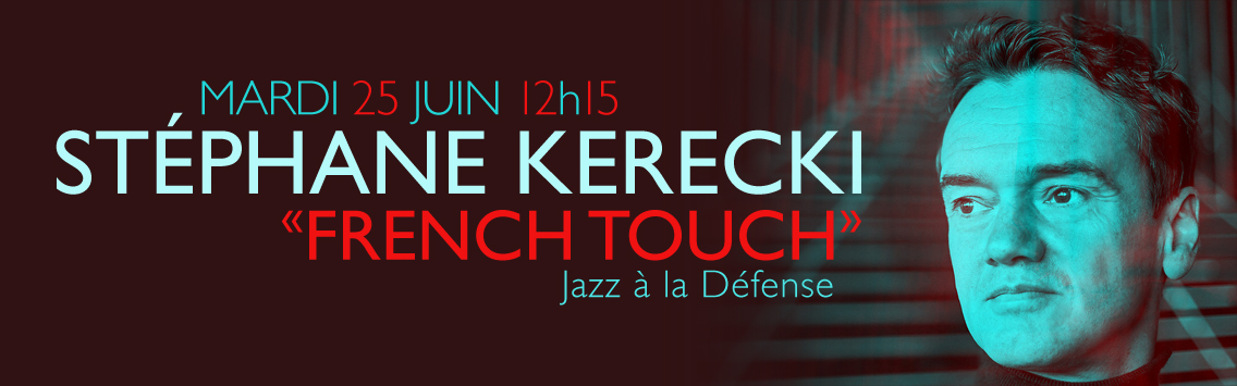 colore-concert_Stephane Kerecki_Jazz a la Defense - mardi 25 juin 2019