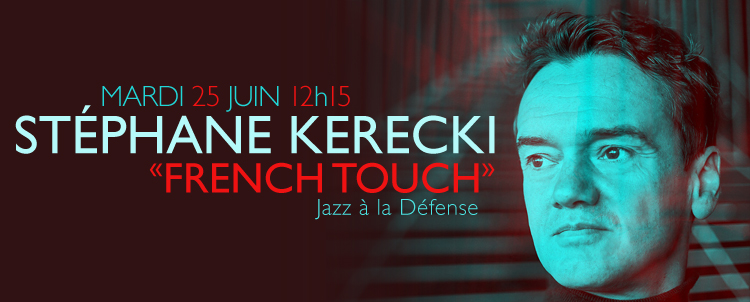 colore-concet_Stephane Kerecki_Jazz à la Défense_25 juin 2019