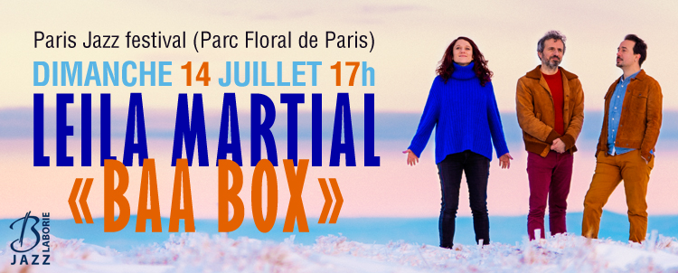 colore-concert_Leila Martial_Paris Jazz Festival_14 juillet 2019